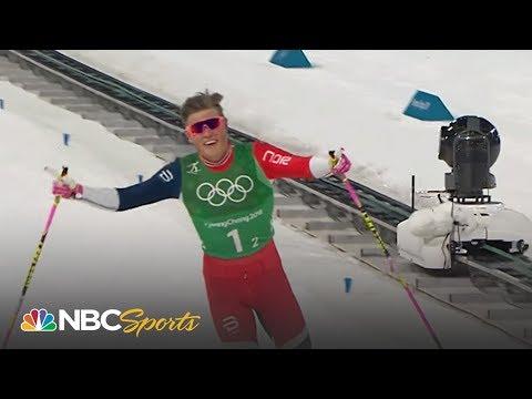 connectYoutube - 2018 Winter Olympics Recap Day 12 I Part 2 I NBC Sports