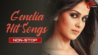 Genelia Telugu Hit Songs Jukebox | TeluguOne - TELUGUONE