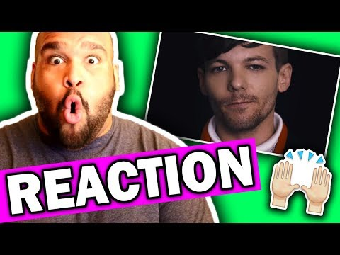 connectYoutube - Louis Tomlinson - Miss You (Official Video) REACTION