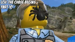 Lego City Undercover: The Chase Begins Walkthrough - Part 10 of 13