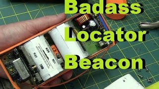 BOLTR:  Emergency Personal Locator Beacon