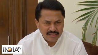 Maharashtra following all guidelines of Centre on COVID-19: Speaker Nana Patole - INDIATV