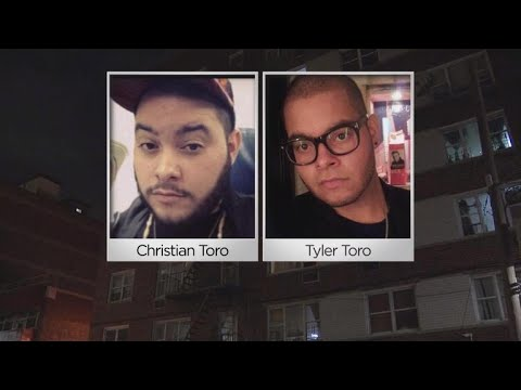 Twin brothers charged in NYC terror investigation