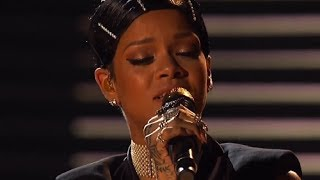 DIAMONDS!!! Rihanna AMERICAN MUSIC AWARDS 2013 Performance!!