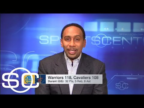 connectYoutube - Stephen A. Smith says Cavs need 'major change' in order to beat Warriors | SportsCenter | ESPN