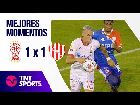Resumen de Huracán vs Unión SF (0-1) | Zona B - F 2 - Copa LFP 2021