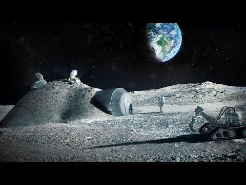 Adventures of an interplanetary architect | Xavier De Kestelier