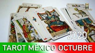 ???????? MÉXICO TAROT - Octubre 2020