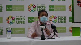Ayuntamiento de Soledad reanudará actividades este 1° de junio.