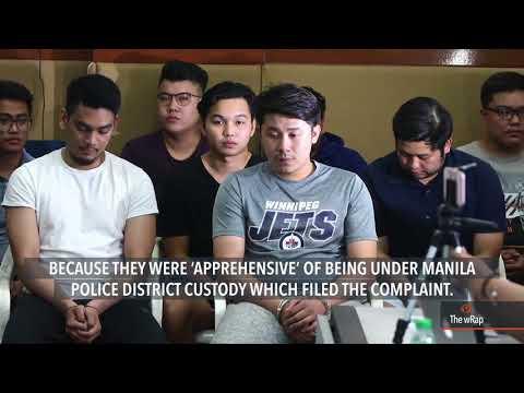 10 Aegis Juris fratmen now in NBI custody