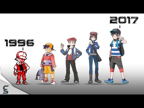 connectYoutube - The Great History Of Pokemon!
