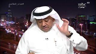 عبدالعزيز الدغيثر : الرائد فعل كل شيء إلا التسجيل