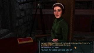 Nancy Drew: Haunting of Castle Malloy (Part 1) - Car Crash