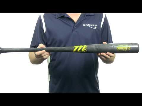 Marucci Pro Cut Maple Wood Bat: MCMBBCULL Electric Fog
