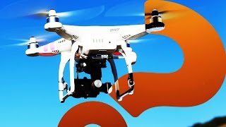 These Are The Drones You're Looking For | HowStuffWorks NOW