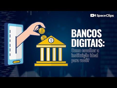 Bancos Digitais: Como escolher a instituição ideal para você?