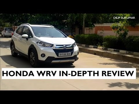 Honda WRV In-Depth Review  |  Everything You Need To Know