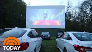 Drive-Ins Are Making A Comeback In The Age Of Coronavirus | TODAY