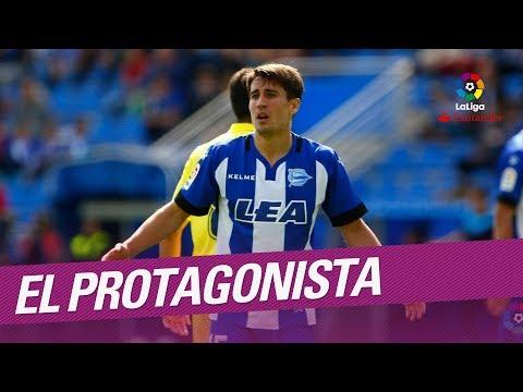 El Protagonista: Bojan Krkic, jugador del Deportivo Alavés