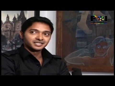 Shreyas Talpade At An Art Exhibition