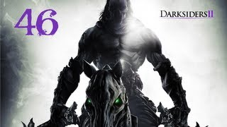 Прохождение Darksiders 2 - Часть 46 — Город Мёртвых: Битва с Мучителями