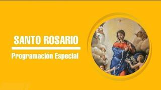 Recemos juntos el Santo Rosario hoy. Te invito. Cuáles son tus intenciones, escríbelas.