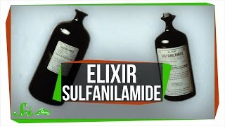 A Deadly Mistake That Led to Safer Medicine | Elixir Sulfanilamide