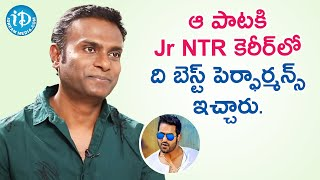 Devudaa Song From Temper is Jr NTR's Career Best - Anup Rubens | Talking Movies With iDream - IDREAMMOVIES