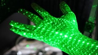 Making 3D hand scans with cameras, lasers and Raspberry Pi (Tomorrow Daily 312)