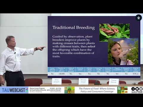 The Continuum of Plant Genetic Improvement