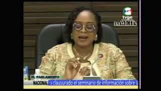 PARLAMENTO DE GUINEA ECUATORIAL | Sesión del día 29 de mayo del 2020 (ofrecido por naWETIN)