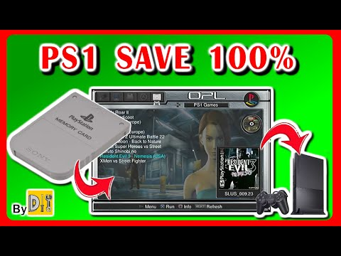 PS1-SAVE-100%-to-PS2-no-OPL