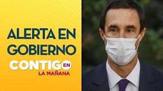 Juan Carlos Jobet es el segundo ministro en contagiarse con Coronavirus - Contigo en La Mañana