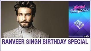 HappyBirthday Ranveer Singh   His journey, finding ladylove Deepika, lockdown celebrations & more - ZOOMDEKHO