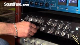 A Designs EM-EQ2 Stereo Equalizer - Recording Studio Demo
