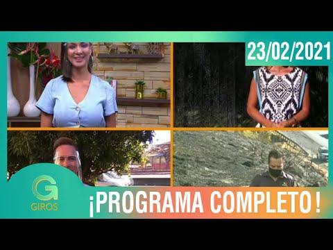 Giros: Programa del 23 de Febrero del 2021