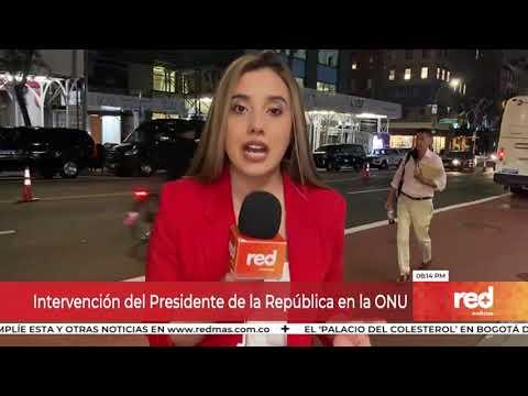 Red+   Intervención del Presidente de la República en la ONU