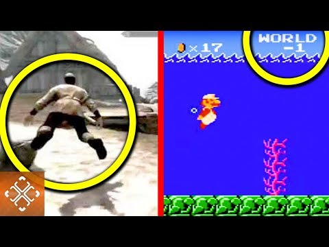 10 UNBELIEVABLE Mistakes Game Developers Made Without Getting Caught