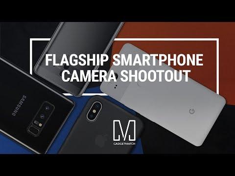Flagship Smartphone Camera Shootout