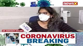 Mumbai Doctor Tests Covid Positive 3 Times |  Dr Shrushti Halari Speaks To NewsX - NEWSXLIVE