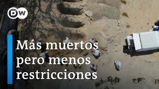México supera 9,000 muertes por coronavirus