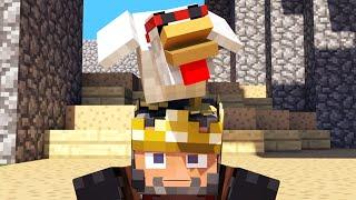 I'M JUST A CHICKEN (Minecraft Animation)