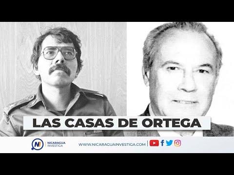 Las casas confiscadas por Daniel Ortega en 1979