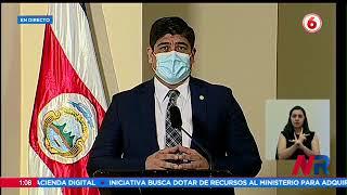 Costa Rica firma acuerdo con AstraZeneca de vacuna candidata contra el SARS-CoV-2