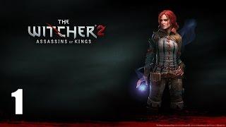 прохождение Ведьмак 2:убийцы королей часть 1