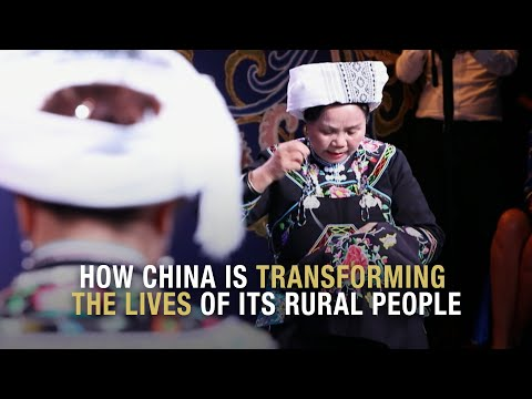 How China is transforming the lives of its rural people