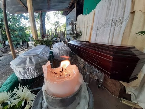Osman Pinto quién asesinó a su esposa e hijos fue diagnosticado con COVID-19