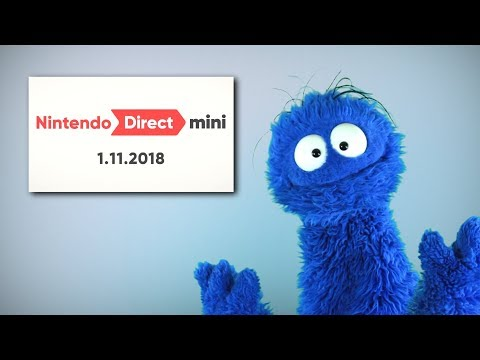 connectYoutube - Nintendo Direct 1/11/18 Discussion, Apparently!