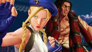 Will Pro Street Fighter 5 Player Mike Ross Beat Combofiend? - Grudge Match
