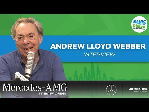 connectYoutube - Andrew Lloyd Webber on How Cats Almost Didn't Happen and His Book 'Unmasked: A Memior'